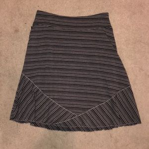 Exofficio Stripped Skirt